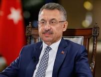 Cumhurbaşkanı Yardımcısı Oktay'dan ABD'ye tasarı tepkisi
