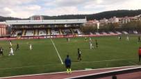 KASTAMONUSPOR - Erzincanspor Ziraat Türkiye Kupası'nda 5. Tura Yükseldi