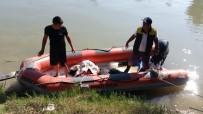 KADIN CESEDİ - Kayıp Kadının Cesedi Nehirde Bulundu