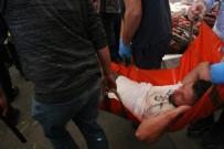 SERVERGAZI - Pazarcılar Arasındaki Alacak Verecek Kavgası Kanlı Bitti