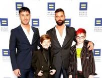 RICKY MARTIN - Ricky Martin dördüncü kez baba oldu