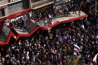 KARAYIPLER - Şili'deki Gösterilerde Ölenlerin Sayısı 20'Ye Yükseldi