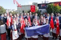 UĞUR KALKAR - Sultangazi'de 29 Ekim Coşkusu