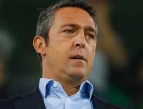 ROBERTO CARLOS - Ali Koç örnek aldığı kulübü açıkladı!