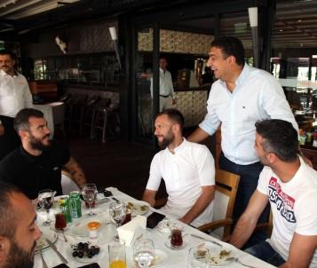 Antalyaspor Moral Depoladı