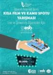 KISA FİLM YARIŞMASI - BTK, Kısa Film Ve Kamu Spotu Yarışması Düzenledi