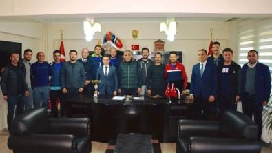 Güroymaklı Öğretmenler, Basketbol Ve Voleybol Takımları Bitlis İl Birincisi Oldu
