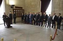 RESMİ TÖREN - IUC Başkanlığına Gebze Teknik Üniversitesi Rektörü Aslan Seçildi