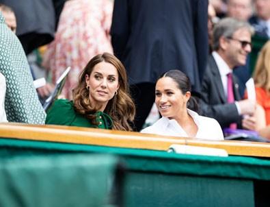 Kate Middleton'dan Meghan Markle'a saray hayatı tavsiyesi