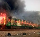 TÜP PATLAMASI - Pakistan'daki Tren Faciasında Ölü Sayısı 73'E Yükseldi