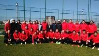 VOLKAN DEMİREL - UEFA B Antrenör Kursu Tüm Hızıyla Devam Ediyor
