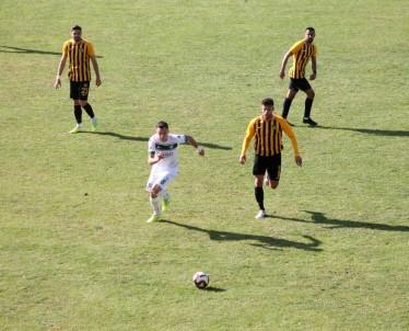 Ziraat Türkiye Kupası Açıklaması Bayburt İÖİ - Bursaspor Açıklaması 1 -2