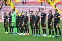 ÖZGÜÇ TÜRKALP - Ziraat Türkiye Kupası Açıklaması Kayserispor Açıklaması 0 - Bayrampaşa Açıklaması 0 (İlk Yarı)