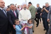SÜLEYMAN ÖZDEMIR - Bandırma Üniversitesi Camii'nin Temelleri Atıldı