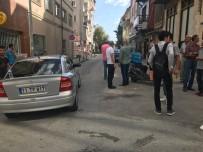 BILECIK MERKEZ - Bilecik'te Otomobil İle Motosiklet Çarpıştı  Açıklaması 1 Yaralı