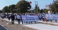 METIN ÇELIK - Erciş'te 'Dünya Yürüyüş Günü' Etkinliği