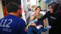 YARALI ÇOCUK - Kaza Yaptı, 'İzi Kalır Mı' Diye Sordu
