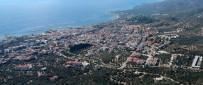 ÇANAKKALE BELEDİYESİ - Kazdağları'nda Villa Yapımı İçin 2,5 Milyon Zeytin Ağacı Kesildi, Acı Tablo Havadan Görüntülendi