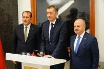 HARUN KARACAN - Milli Eğitim Bakanı Selçuk Eskişehir'de