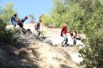 (Özel) Manisa'da 5 Kardeşin Okula Gitmek İçin Zorlu Mücadelesi