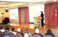 BÜYÜK BULUŞMA - Türk Sanatları Kongresi İçin 19 Ülke Ankara'da Bir Araya Geldi