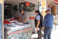 5 Liraya Kadar Düşen Hamsi, Hem Satıcıları Hem Alıcıları Sevindirdi