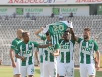 ÖZGÜÇ TÜRKALP - TFF 1. Lig Açıklaması Giresunspor Açıklaması 1 - Akhisarspor Açıklaması 0