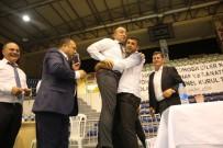 ALİ ALKAN - Antalya Şoförler Ve Otomobilciler Odası Başkanlığına Özçelik Seçildi