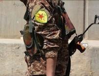 ASKERİ MÜHİMMAT - Terör örgütü YPG/PKK'da operasyon paniği