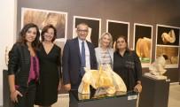ZÜLFÜ LİVANELİ - Zülfü Livaneli Kültür Merkezi'nde Sezonun İlk Sergisi