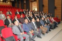 EMRE YILDIRIM - 2019 Yılı Yatırım İzleme Toplantısı Yapıldı