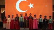KORE SAVAŞı - 'Cesur Türk Askerleri Kore'de Özgürlük İçin Mücadele Etti'