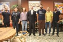 ESMİAD'dan TEKNOFEST'te Dereceye Giren Öğrencilere Yemek
