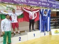 SOFYA - Güreşçilerden 1 Altın, 1 Gümüş Madalya