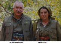 DERSIM - PKK'nın Elebaşı Karayılan'ın Yanındaydı, O Kadın Terörist Öldürüldü