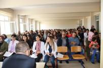 ÜNİVERSİTE SINAVI - Varto'da Veli Toplantısı