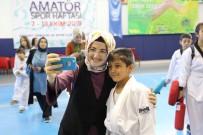 OSMAN ALTıN - Akyurt'ta Amatör Spor Haftası Kutlandı