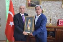 ETO Başkanından Başkan Durgut'a Ziyaret