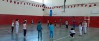 MUSTAFA KARACA - Yerköy'de Sportif Yetenek Taraması Eğitimleri Devam Ediyor