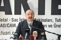 BÜYÜK BULUŞMA - Bakan Varank, MAKTEK Açılışında Konuştu