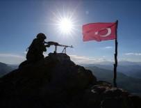BESTLER DERELER - PKK'ya 'kış üslenmesi' operasyonu: 109 terörist etkisiz hale getirildi