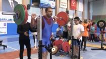 İBRAHIM PAŞA - Türkiye Görme Engelliler Powerlifting Ve Bench-Press Şampiyonası