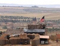 KOBANİ - ABD ordusu Kobani'ye döndü