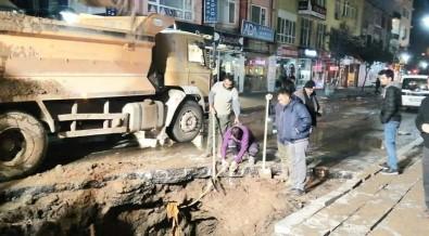 Başkan Dinçer Açıklaması 'Aksaray'da Su Kesintisi Tarihe Karışacak