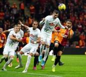 BABEL - Galatasaray, Çaykur Rizespor'u 2-0 Mağlup Etti