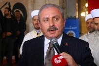 RÜSTEM PAŞA - TBMM Başkanı Şentop Restore Edilen 466 Yıllık Caminin Açılışına Katıldı