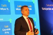 MURAT ERKAN - Turkcell Genel Müdürü Murat Erkan Açıklaması 'Türkiye'nin Verisi, Türkiye'de Kalsın'