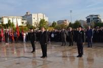 MEHMET TÜRKÖZ - Atatürk, Ebediyete İntikalinin 81. Yılında Didim'de  Anıldı