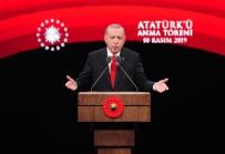 PARTİ YÖNETİMİ - Cumhurbaşkanı Erdoğan'dan Osmanlı İddialarına Sert Yanıt