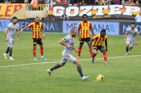 İSMAIL ŞENCAN - Göztepe İle Yeni Malatyaspor İle 1-1 Berabere Kaldı